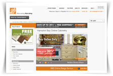 hamptonbaycabinetry site